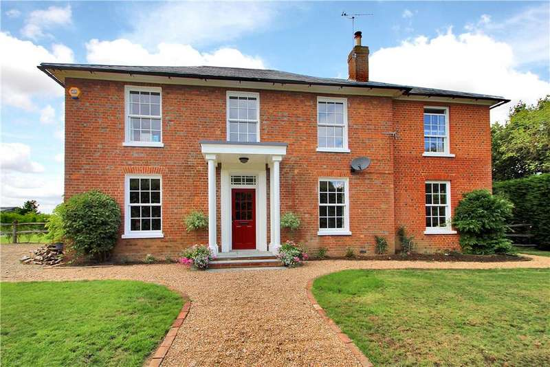 4 Bedrooms Detached House for sale in Darman Lane, Laddingford, Maidstone, Kent, ME18