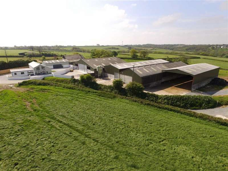 4 Bedrooms Detached House for sale in Hollocombe, Chulmleigh, Devon, EX18
