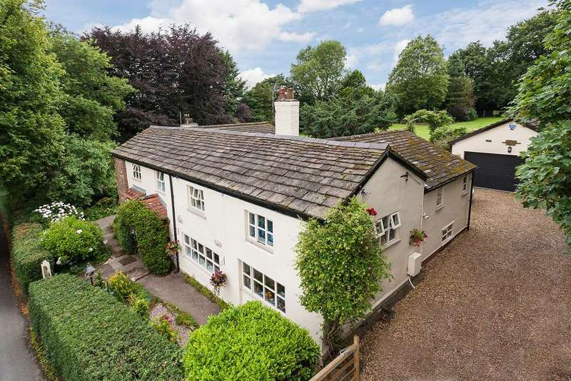 5 Bedrooms Detached House for sale in Henbury, Macclesfield
