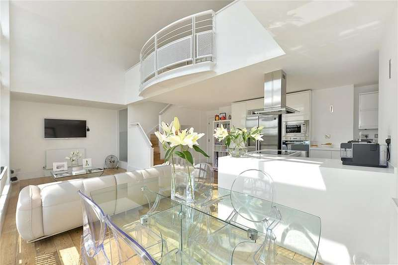 1 Bedroom Flat for sale in Chart House, 6 Burrells Wharf Square, London