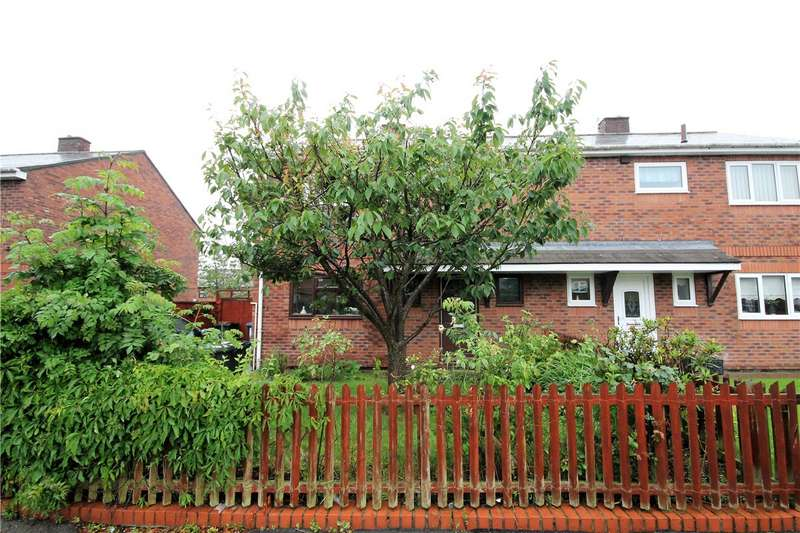 3 Bedrooms Semi Detached House for sale in Sandyford, Pelton, Chester le Street, DH2