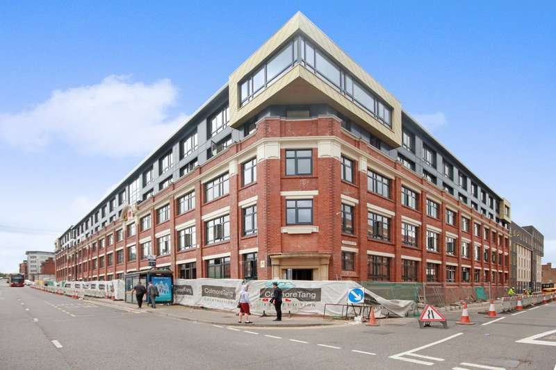 1 Bedroom Studio Flat for sale in Cotton Lofts, Fabrick Square, Lombard Street, Digbeth B12