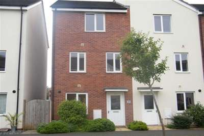 4 Bedrooms House for rent in Thursby Walk, Exeter