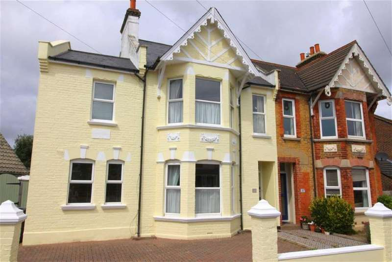 5 Bedrooms Semi Detached House for sale in Ashburnham Road, Hastings