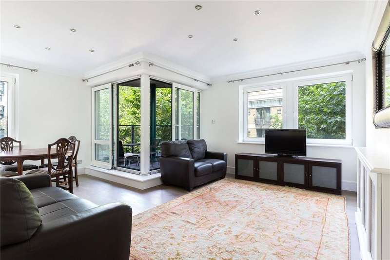 2 Bedrooms Flat for sale in Beckford Close, Kensington, London
