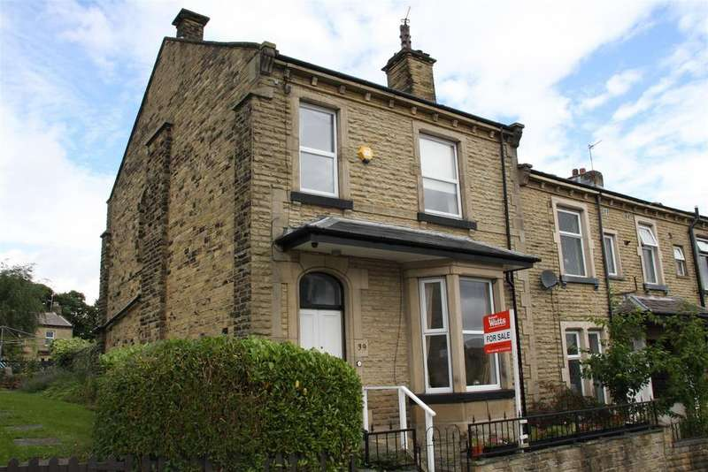 4 Bedrooms End Of Terrace House for sale in Charnwood Road, Eccleshill, Bradford, BD2 3EE