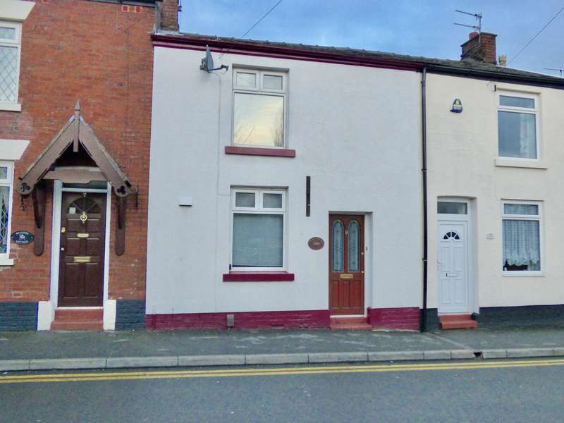 2 Bedrooms Terraced House for sale in Station Street, Hazel Grove, Stockport, SK7