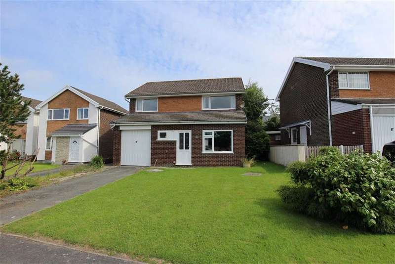 5 Bedrooms Detached House for sale in Maesceinion, Waunfawr, Aberystwyth
