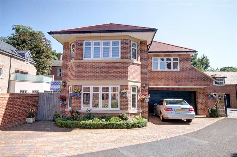 5 Bedrooms Detached House for sale in Bishops Gate, North End, Durham, DH1