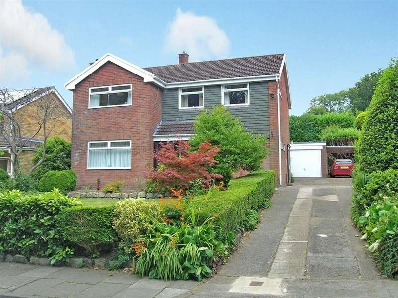 4 Bedrooms Detached House for sale in Heol y Delyn, Lisvane, Cardiff