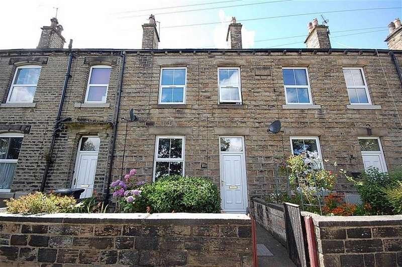 2 Bedrooms Terraced House for sale in Oak Road, Bradley, Huddersfield, HD2