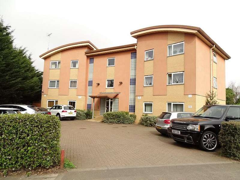 2 Bedrooms Flat for sale in Verde House, 189 Twyford Abbey Road, Ealing