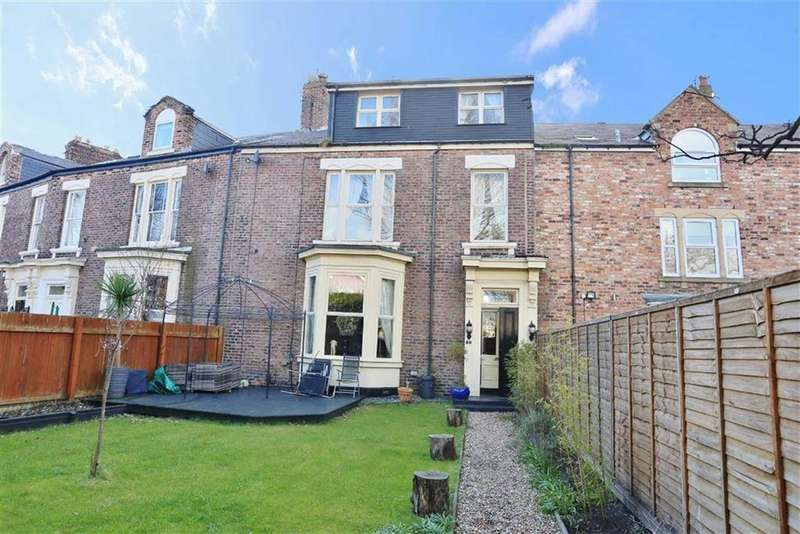 5 Bedrooms Terraced House for sale in Thornhill Crescent, Thornhill, Sunderland, SR2