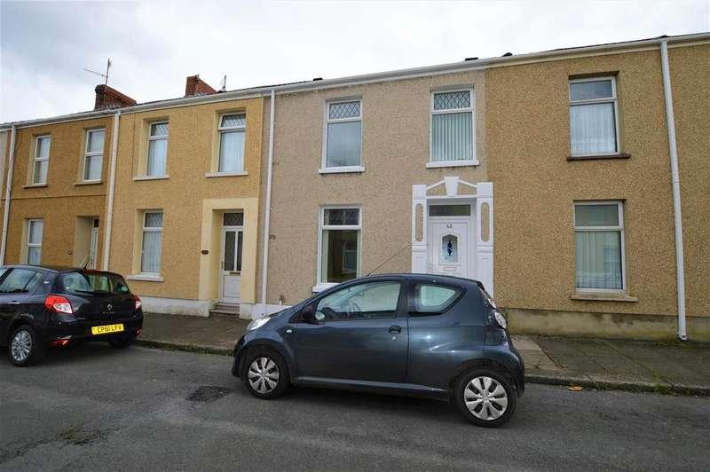 3 Bedrooms Terraced House for sale in Pemberton Street, Llanelli
