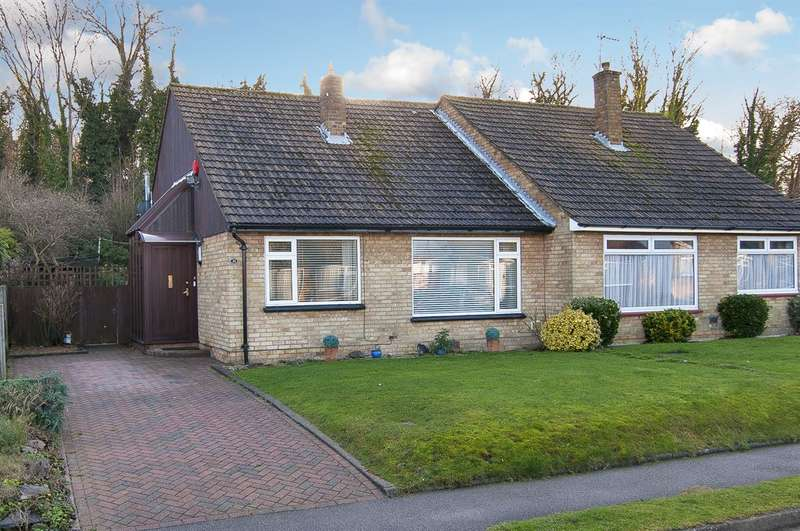 3 Bedrooms Semi Detached Bungalow for sale in Cherry Gardens, Herne Bay