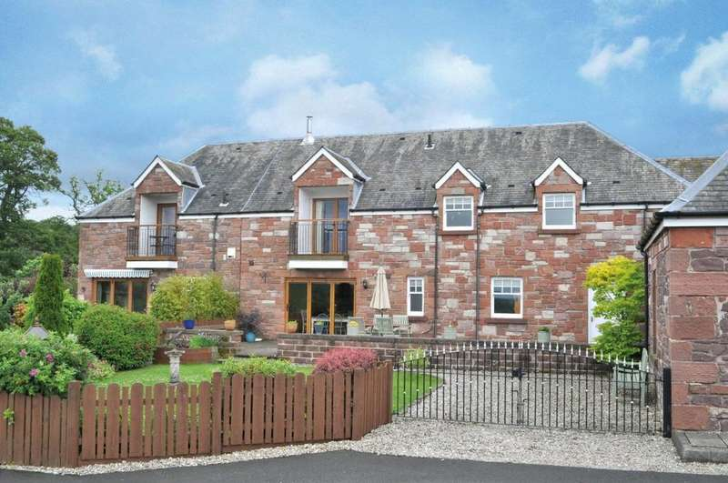3 Bedrooms Terraced House for sale in Croy Cunningham Steading, Killearn , Stirlingshire , G63 9QY