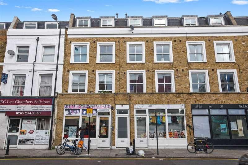 1 Bedroom Flat for sale in Balls Pond Road, London, N1