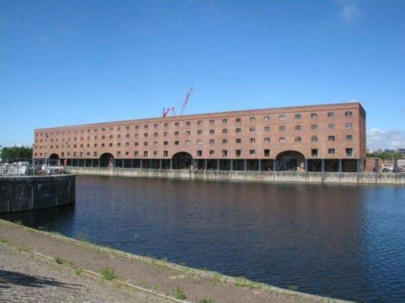3 Bedrooms Apartment Flat for sale in Wapping Quay, Liverpool