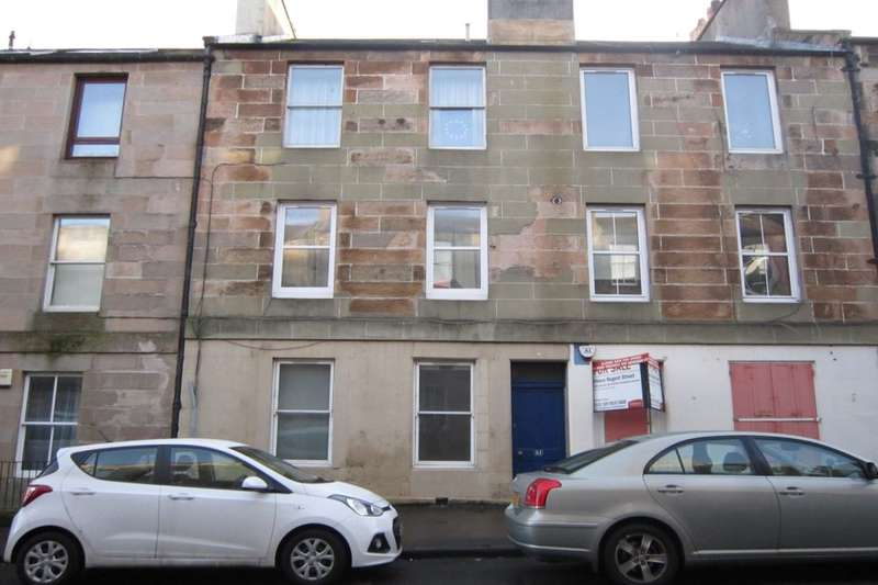 2 Bedrooms Flat for sale in Prince Regent Street, Edinburgh, EH6