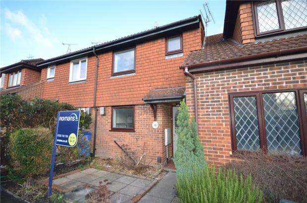 2 Bedrooms Terraced House for sale in Fallowfield, Yateley, Hampshire