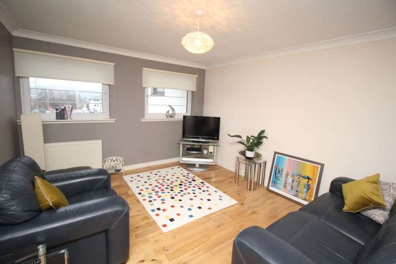 3 Bedrooms Flat for sale in Whiteside Court, Bathgate, EH48