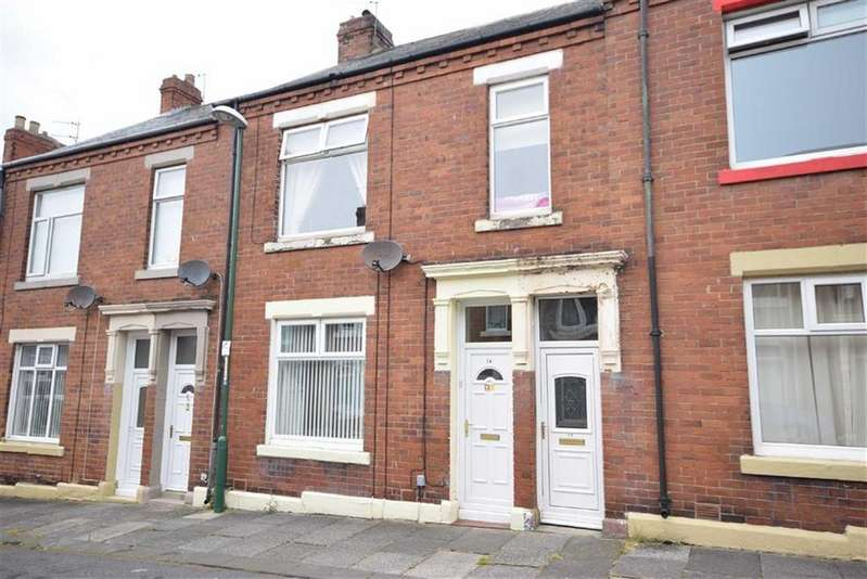 2 Bedrooms Flat for sale in May Street, South Shields