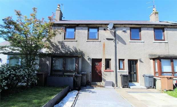 2 Bedrooms Terraced House for sale in Springhill Road, Aberdeen