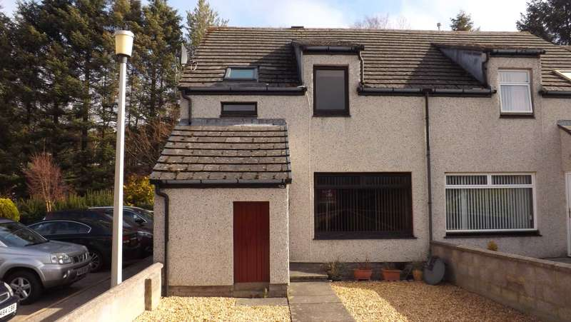 3 Bedrooms Semi Detached House for rent in Altonbank, Nairn