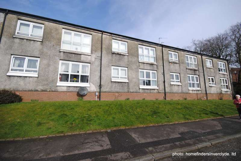 1 Bedroom Apartment Flat for rent in Bow Road, Greenock