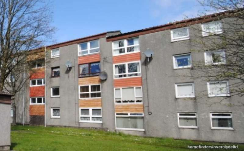 1 Bedroom Flat for rent in Lyle St, Greenock