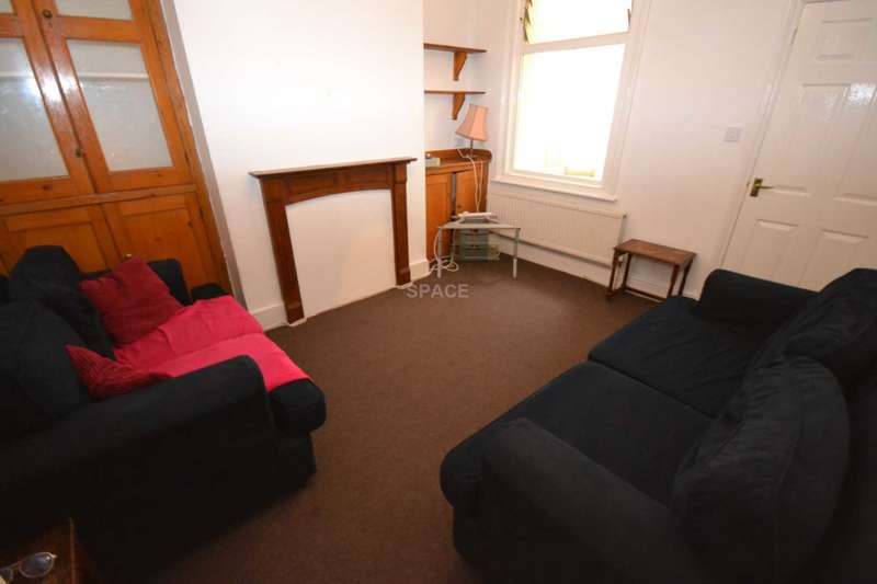 6 Bedrooms Terraced House for rent in Blenheim Road, Reading, Berkshire, RG1 5NQ
