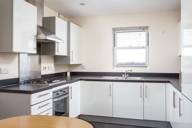 2 Bedrooms Flat for sale in Goodrich Road, Cheltenham, GL52 5FT