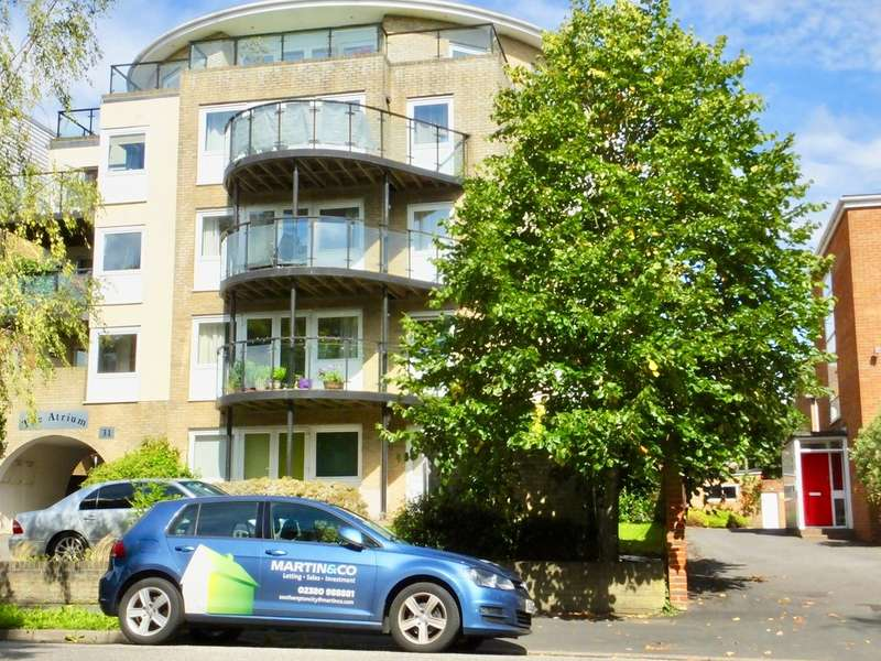2 Bedrooms Apartment Flat for sale in Portswood, Southampton SO17