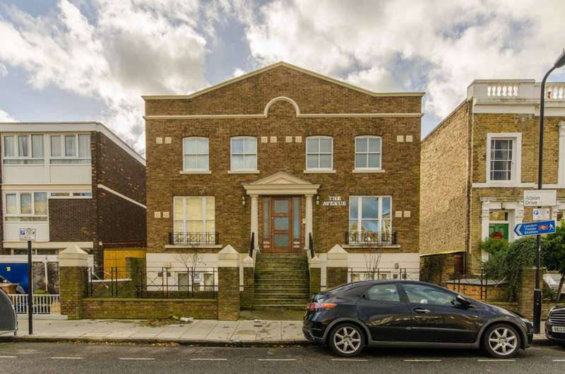 2 Bedrooms Flat for sale in Albion Drive, London Fields, E8