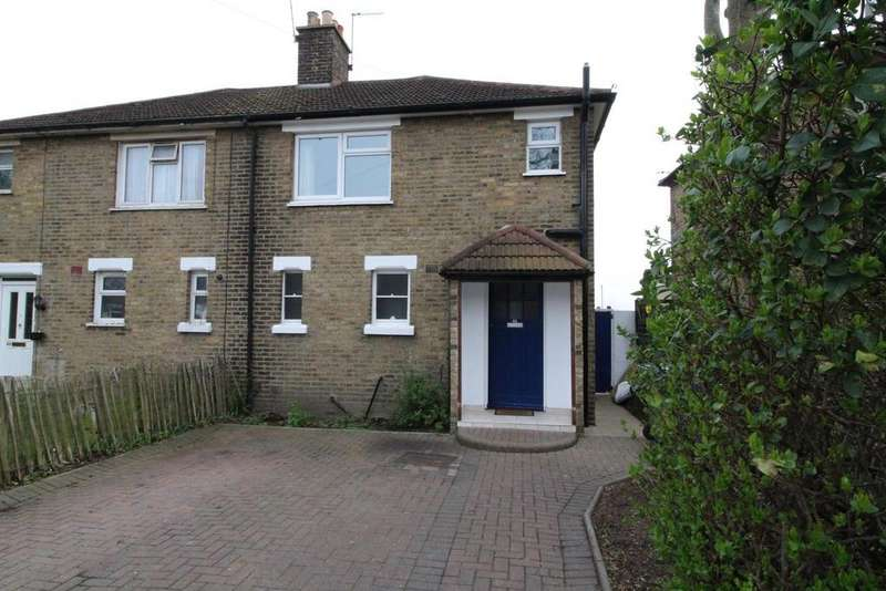 3 Bedrooms Semi Detached House for sale in Hall Road, Aveley, South Ockendon, Essex, RM15