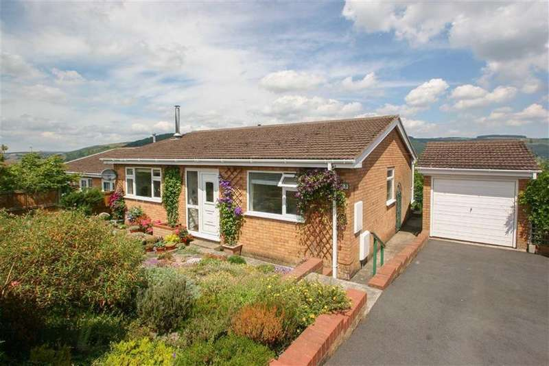 3 Bedrooms Bungalow for sale in Rockes Meadow, KNIGHTON, Knighton, Powys