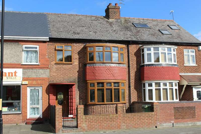 3 Bedrooms Terraced House for sale in Norton Road, Norton, TS20