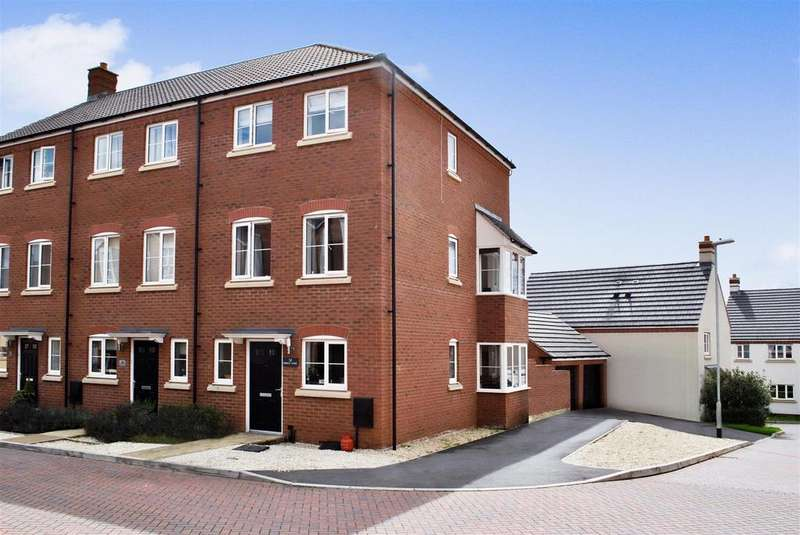 4 Bedrooms End Of Terrace House for sale in Grove Gate, Staplegrove