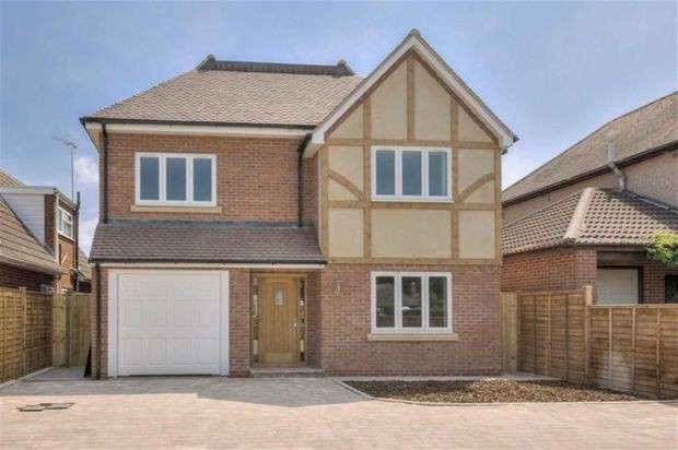6 Bedrooms Detached House for sale in Cromwell Lane, Burton Green, Coventry, CV4