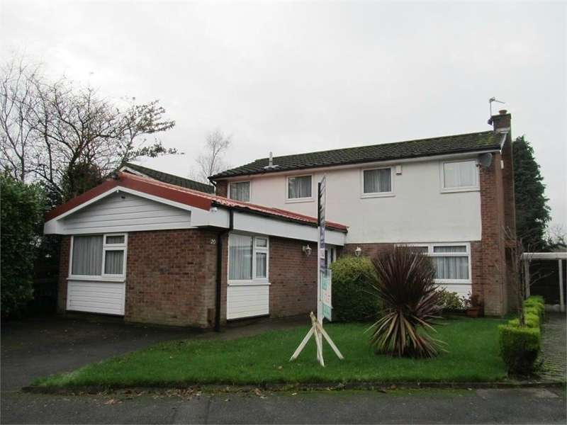 4 Bedrooms Detached House for rent in Sergeants Lane, Whitefield, Manchester, M45