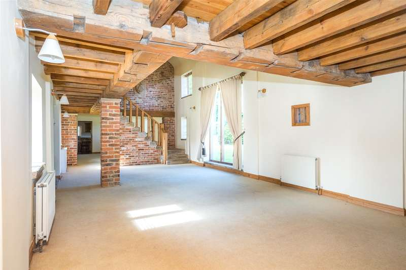 4 Bedrooms Detached House for sale in Moor Lane, South Duffield, Selby, North Yorkshire, YO8