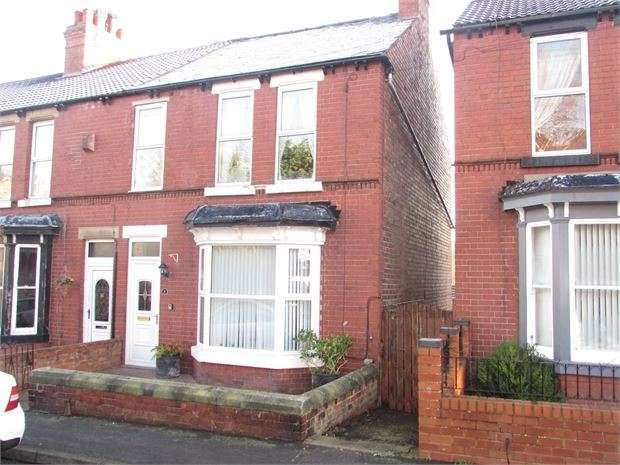 3 Bedrooms End Of Terrace House for sale in Holywell Lane, Conisbrough, Doncaster, DN12 2BP