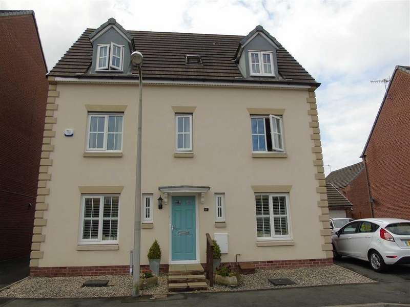 5 Bedrooms Detached House for sale in Porth Y Gar, Bynea, Llanelli
