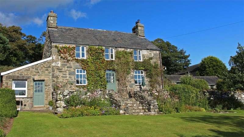4 Bedrooms Detached House for sale in Tyddyn Du and The Bothy, Penrhiw, Dyffryn Ardudwy, Gwynedd