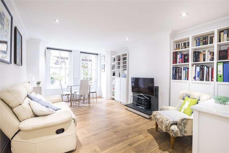 2 Bedrooms Flat for sale in Gladstone Court, Regency Street, London, SW1P
