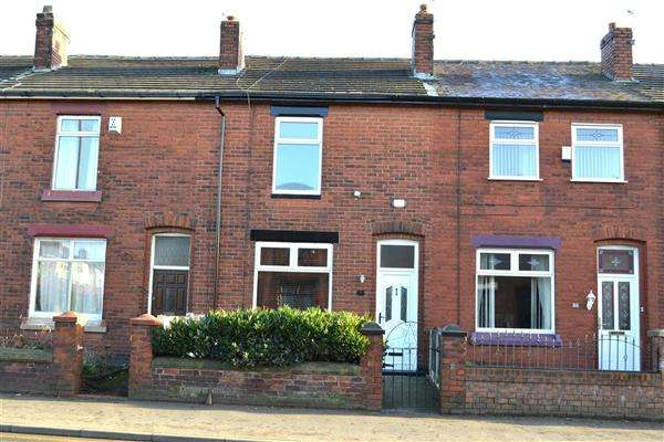 2 Bedrooms Terraced House for sale in Manchester Road, Leigh