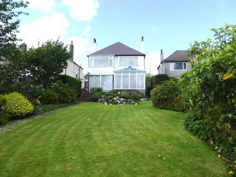 3 Bedrooms Detached House for sale in Rushley Drive, Hest Bank, LA2