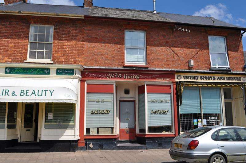 2 Bedrooms Shop Commercial for sale in West Exe North, Tiverton, Devon, EX16
