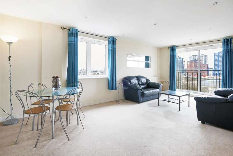 2 Bedrooms Apartment Flat for sale in Settlers Court, Virginia Quay, E14