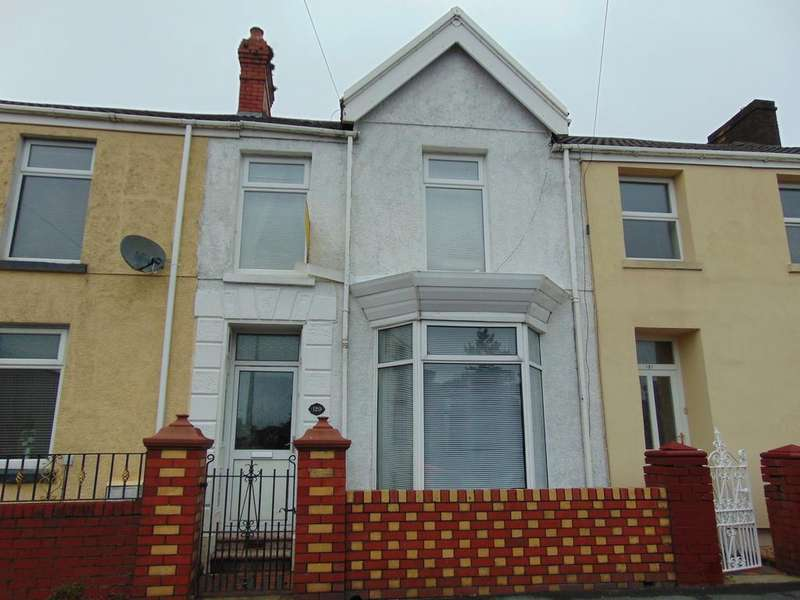 3 Bedrooms Terraced House for sale in Swansea Road, Llanelli